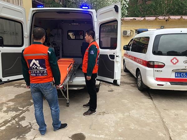 沧州救护车配备