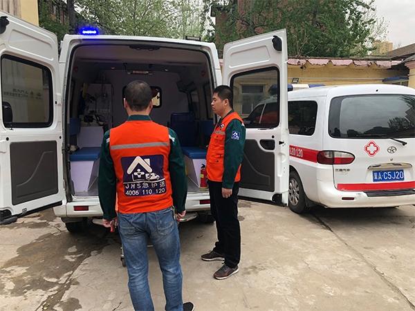 沧州救护车司机