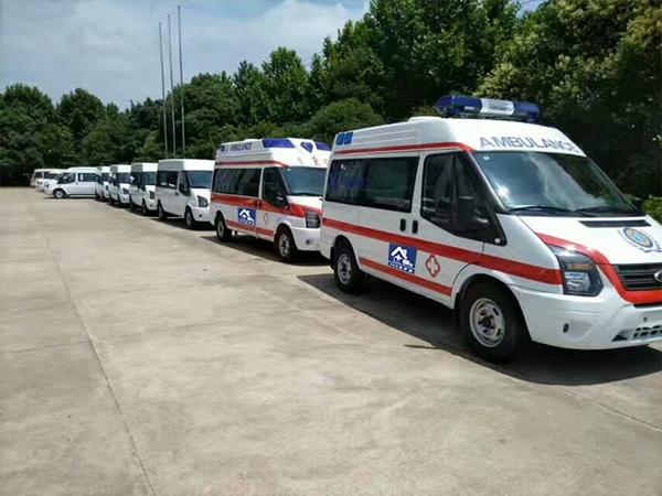 石家庄救护车